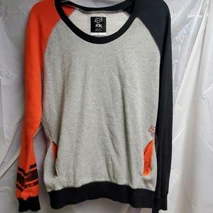 Fox sweatshirt size L